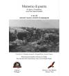 Memorie di guerra – Il Cilento e il Salernitano tra le Due Guerre Mondiali a cura di Antonio Capano e Amedea Lampugnani